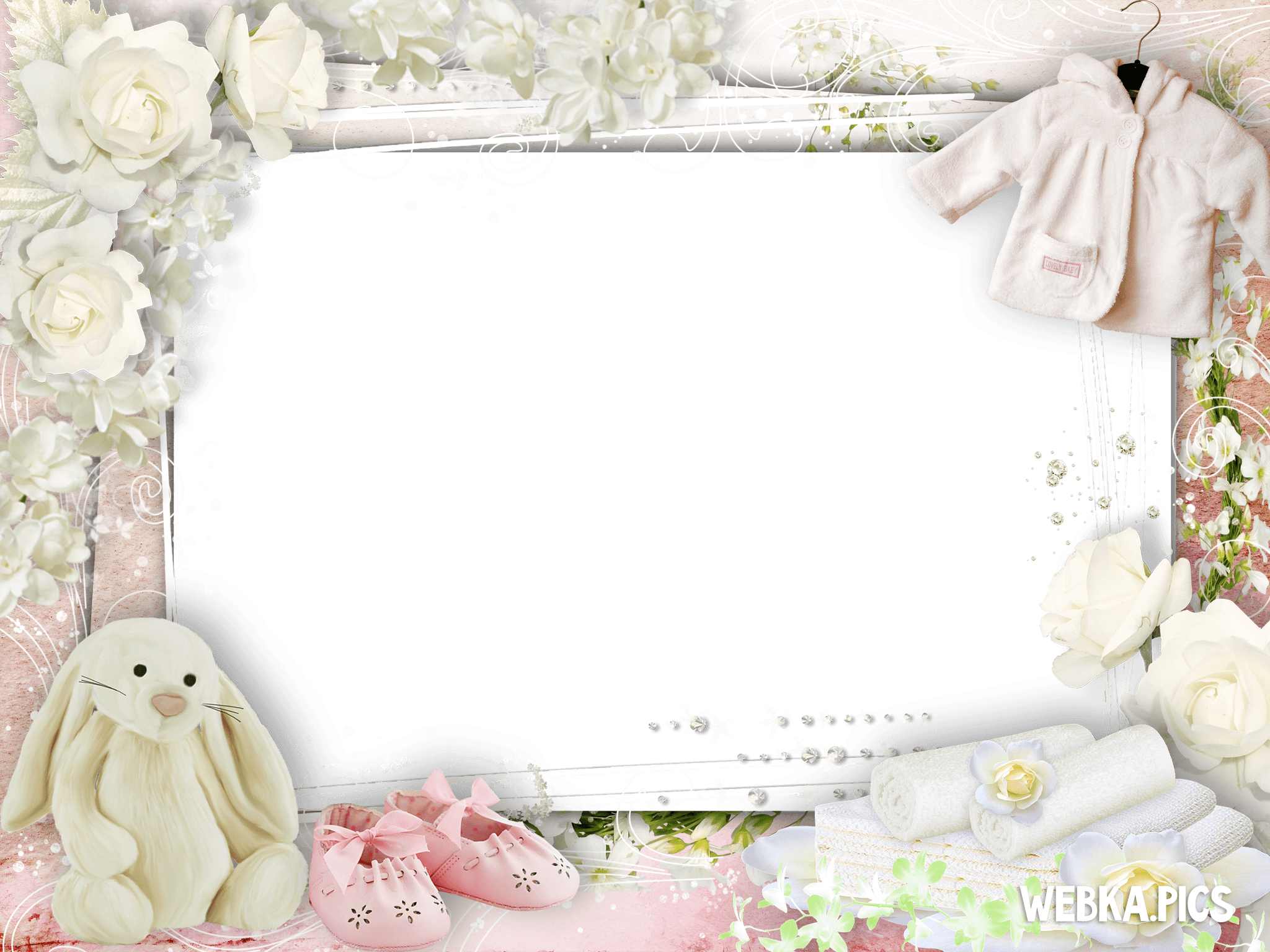 Baby picture frames - Photo Editor Online! Photo Effects Online Baby photo frames online free